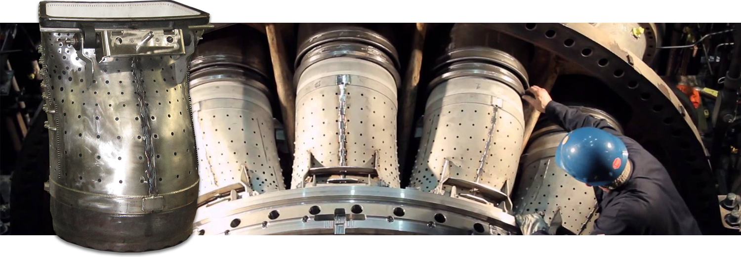 Ge Gas Turbine >> Case Study Ge Power Generation Gas Turbine Transition Ducts