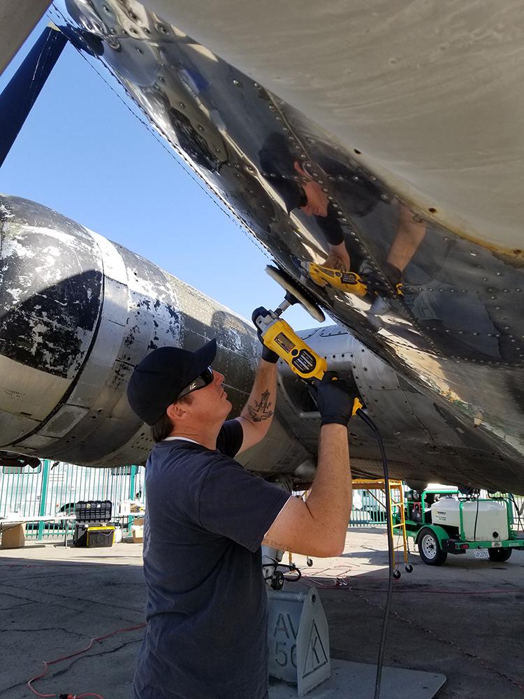 Plane Polishing 10 1000