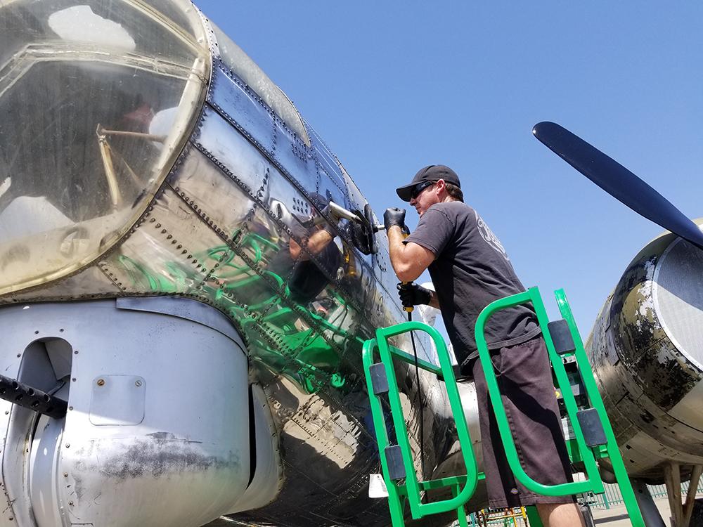 Plane Polishing 12 1000
