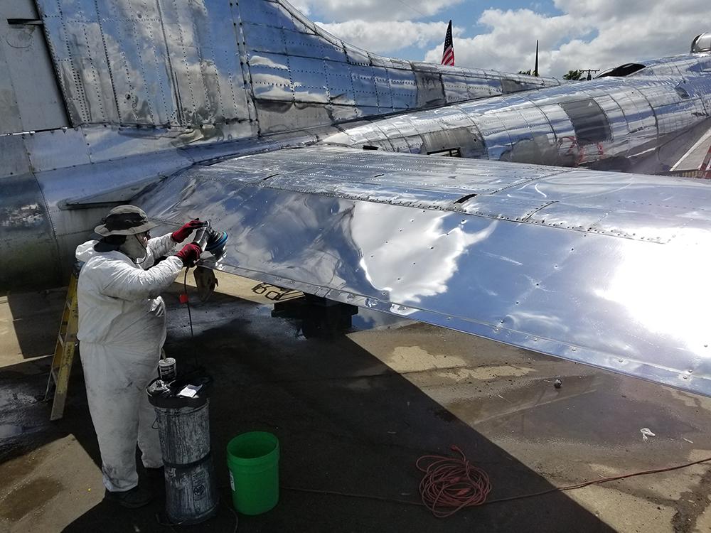 Plane Polishing 19 1000